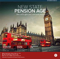 New State Pension Age