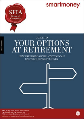 Group pension investment options