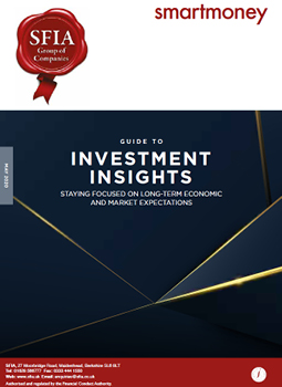 Investment insights cover photo