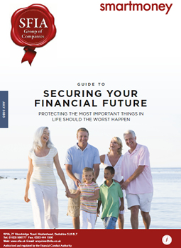 Securing your financial future cover photo
