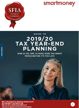 Tax year-end planning