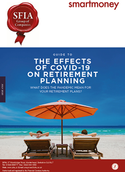 covid and retirement cover photo