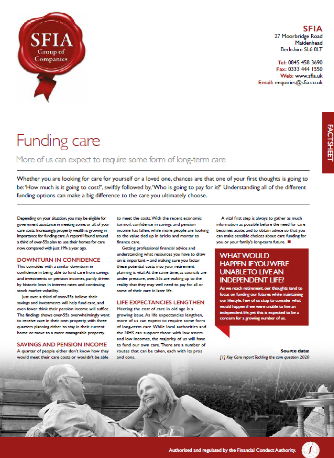 funding care image