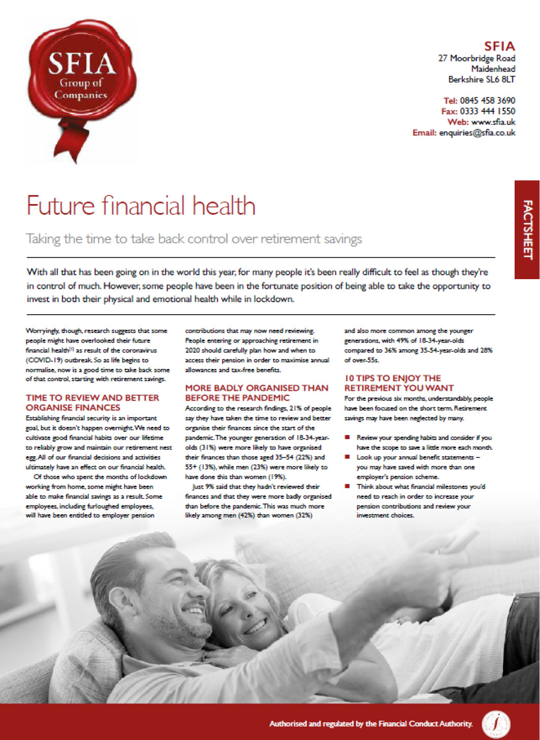 future financial health image