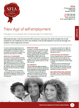 new age of self employment image